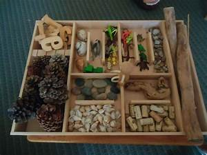 loose parts for the block center Preschool Reggio