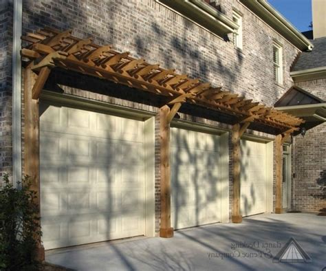 Pergola Over Garage  Pergola Gazebo Ideas. Wall Plate Rack. Rechargeable Lamp. Tall Privacy Fence. Matrix Cabinets. Exotic Pools. Stewart Construction. Concrete Floors In House. Best Roof Color For Red Brick House
