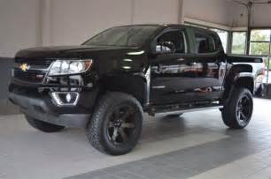 Low mileage 2015 Chevrolet Colorado lifted truck for sale