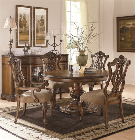 pemberleigh  table dining room collection