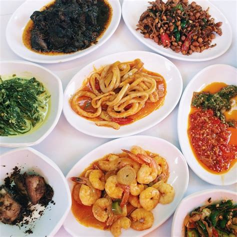 indonesian food places  singapore