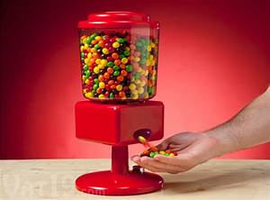 Motion Activated Candy Dispenser -Craziest Gadgets