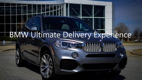 Bmw Performance Center Ultimate Delivery Experience