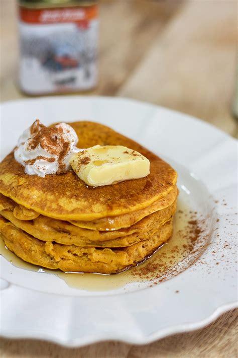 delicious pumpkin spice pancakes maya kitchenette