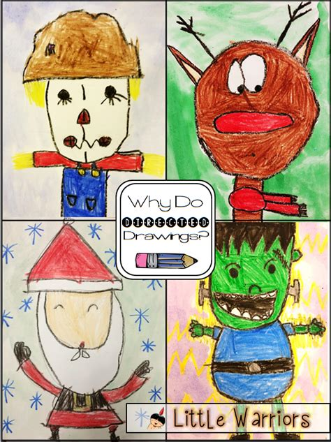 little warriors preschool directed drawings why you should do them warriors 200