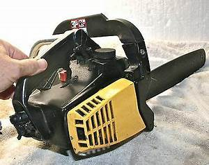 Mcculloch Eager Beaver 2 0 Cid Chainsaw