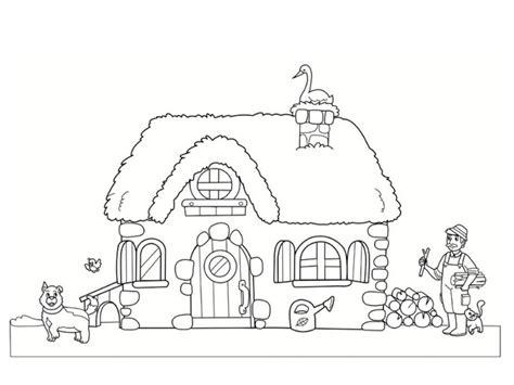 jeux gratuits de cuisine de coloriages de maisons