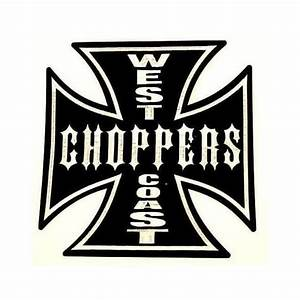 Ecussons Patches Small West Coast Choppers Logo Pictures