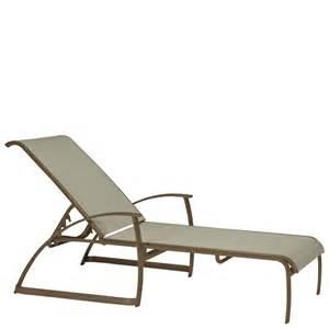 tropitone 181032 mainsail mainsail sling chaise lounge