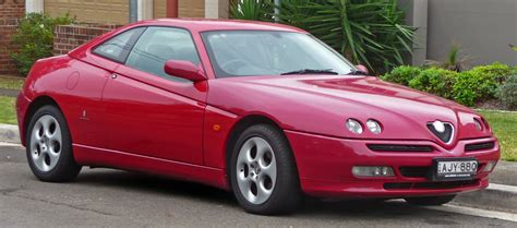 Alfa Romeo Gtv And Spider