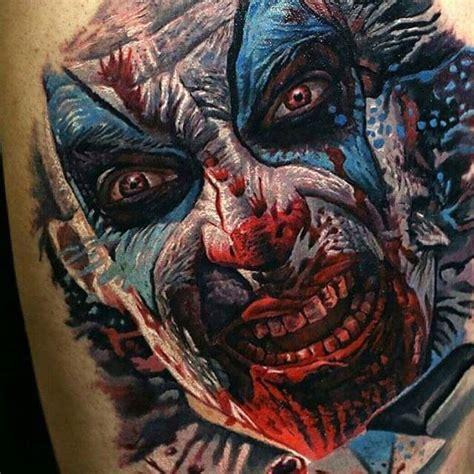 clown tattoo designs ideas design trends premium