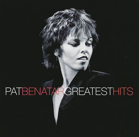 greatest hits pat benatar disc o graphy