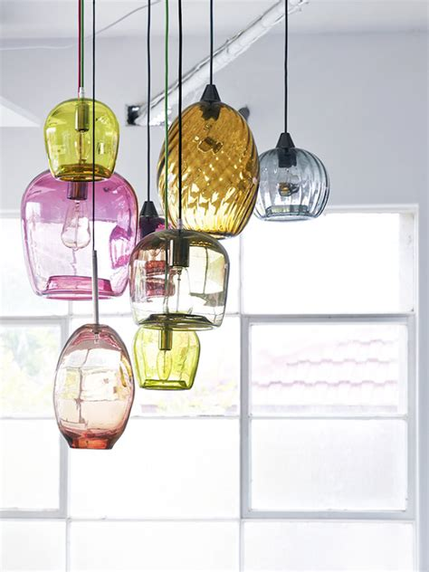 blown glass pendant lights 15 blown glass pendant lighting ideas for a modern and