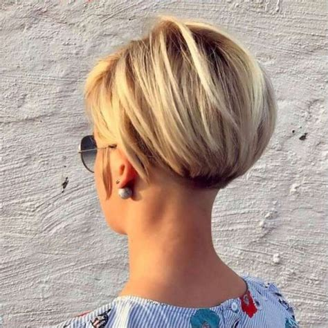 stylist back view pixie haircut hairstyle ideas 55