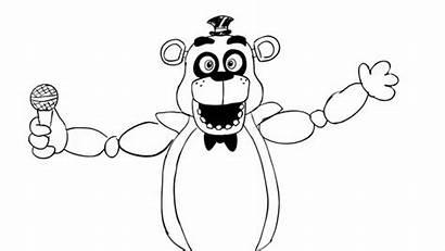 Freddy Fazbear Drawing Commercial Storyboard Getdrawings