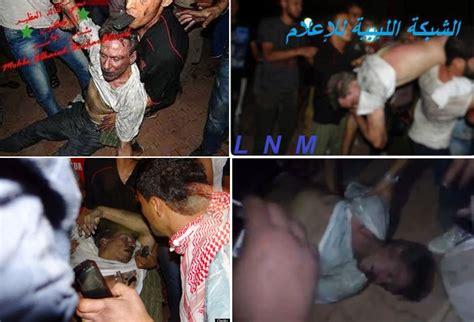 Benghazi Ambassador Stevens Tortured
