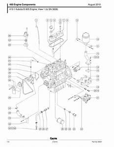 Kubota B5200 Wiring Diagram