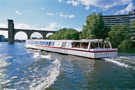 Stockholm Boat Tours by The Stockholm Tourist Sightseeing In Stockholm With Str 246 Mma