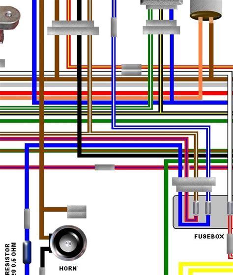 Kawasaki Usa Spec Colour Electrical Wiring Diagram