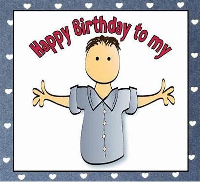 Birthday Husband Funny Wishes Happy Hug Lucky