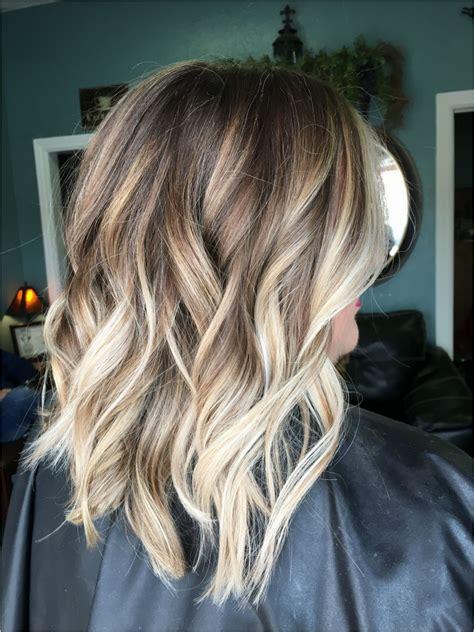 omber hair styles ombre blond haare faerben trends greenvirals style 9415