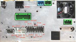 Alpine Radio Diagram