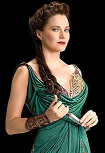 spartacus star lucy lawless     vengeance tv
