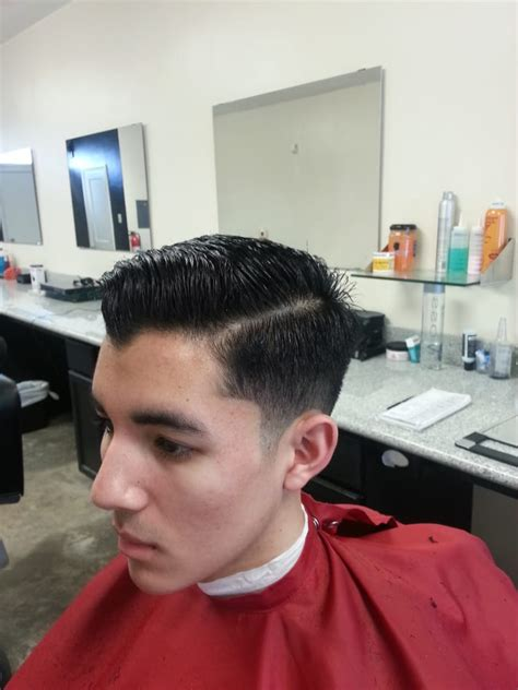 comb  fade starting   number    shadow taper