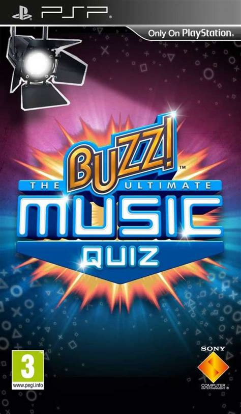 Do you think you know music better than anyone else? Buzz! The Ultimate Music Quiz - GameSpot