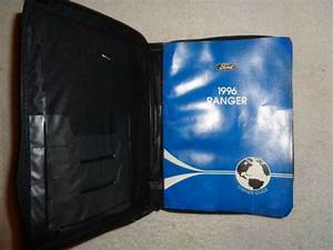 1996 Ford Ranger Owners User Guide Manual
