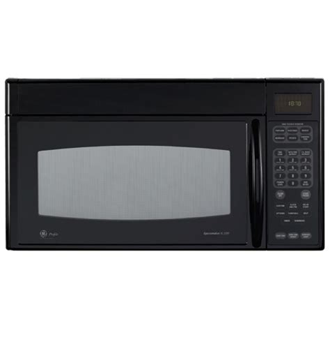 ge profile spacemaker xl microwave oven jvmbf ge appliances