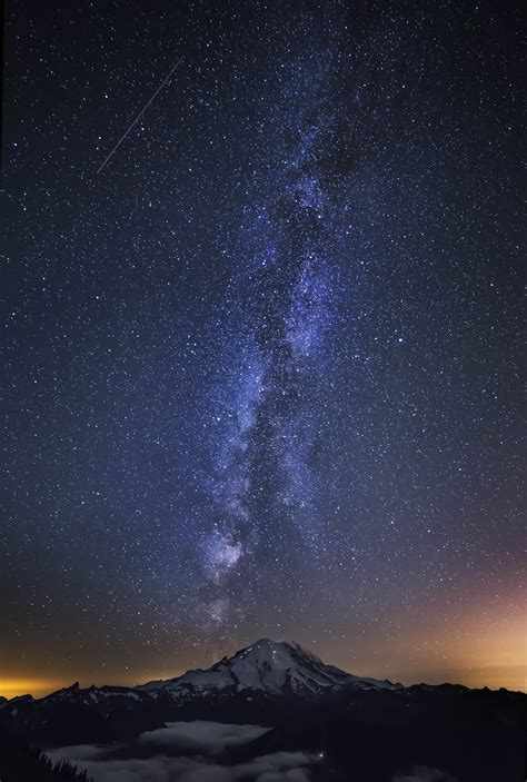 mountrainiermilkyway andy porter images
