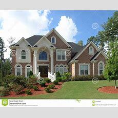 Luxury Home Exterior 39 Royalty Free Stock Photos  Image