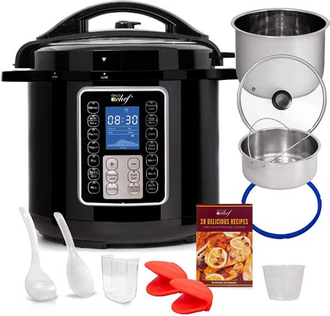 cooker rice cook pressure slow instant qt chef deco meats yogurt which ozark pot trail cooking cup coffee royal rack