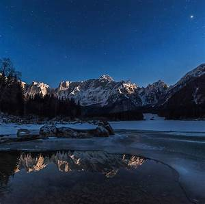 Frozen Lake At Night | www.imgkid.com - The Image Kid Has It!