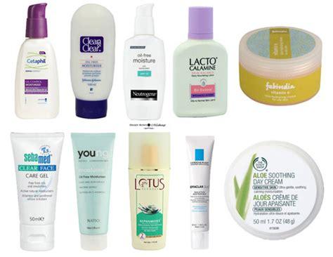 best moisturizer for skin best moisturizer for acne prone sensitive skin in india