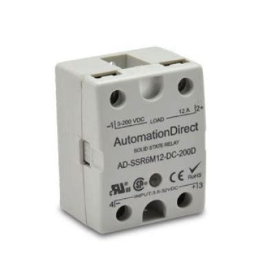 Solid State Relay Vdc Direct Seller Automation