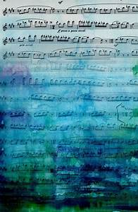 painted background | COMPUTER sheet music images | Pinterest