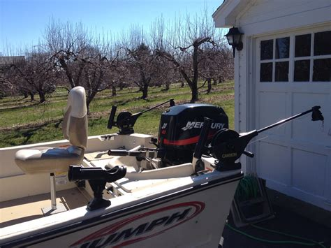 Triumph Boats For Sale In Ontario by 2004 Triumph Fishing Boat Classifieds Buy Sell Trade