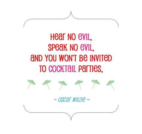 Cocktail Party Quotes Quotesgram