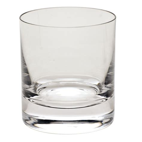 Whiskey Barware by Moser 12 5oz Dof Glass Clear