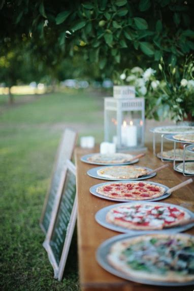 pizza wedding pizza catering ideas for weddings receptions