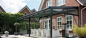terrassendach und terrassenuberdachung erhardt markisen With französischer balkon mit garten könig terrassenüberdachung
