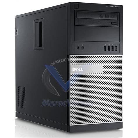 pc bureau i7 dell ca013d9020mt8 pc de bureau intel i7 4770 ram