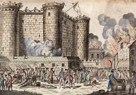 siege dictionary revolution storming the bastille 1789