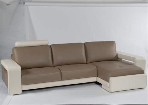 canape originaux acheter votre canapé d 39 angle accoudoirs originaux bicolore