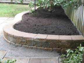 Home Depot Retaining Wall