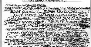 Why Creativity Necessitates Eclecticism: Nick Cave's ...