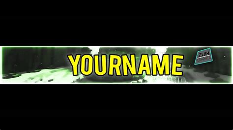 template  minecraft youtube banner youtube