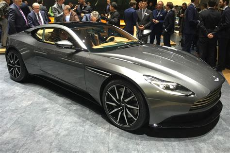 aston martin db11 new 600bhp twin turbo gt officially